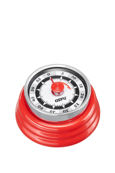 Timer RETRO, rot